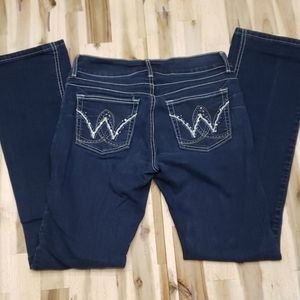 👖Wrangler Booty Up Jeans 7/8 Long